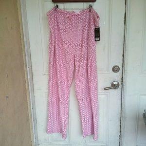 May fair Intimates & Sleepwear - Mayfair lounge or  plush woman pajamas bottom.